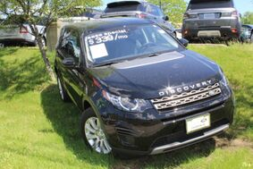 2017 Land Rover Discovery Sport SE 4WD Fairfield CT