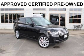 2015 Land Rover Range Rover 4WD 4dr Supercharged Fairfield CT