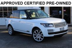 2015 Land Rover Range Rover HSE Milford CT