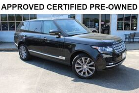 2014 Land Rover Range Rover 4WD 4dr Supercharged LWB Milford CT