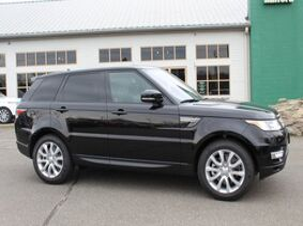2016 Land Rover Range Rover Sport 4WD 4dr V6 Diesel HSE Fairfield CT