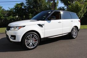 2014 Land Rover Range Rover Sport 4WD 4dr Supercharged Fairfield CT