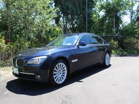 2012 BMW 7 Series 4dr Sdn 750Li xDrive AWD Fairfield CT