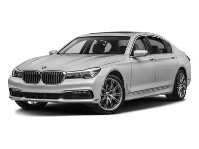 2017 BMW 7 Series 740i Glendale CA