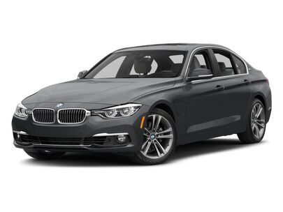 2017 BMW 3 Series 330e iPerformance Glendale CA