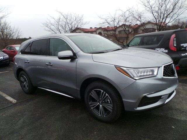 2017 Acura MDX SH-AWD Wexford PA 16890925