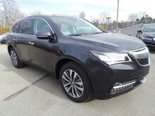 2016 Acura MDX SH-AWD with Technology Package Wexford PA