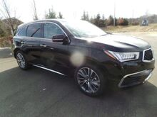 2017 Acura MDX SH-AWD with Technology Package Wexford PA