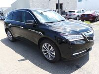 Acura MDX SH-AWD with Tech., Ent. and AcuraWatch Plus Packages 2016