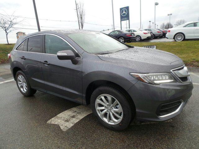 2017 Acura RDX AWD with Technology Package Wexford PA 16873989