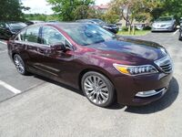 Acura RLX with Technology Package 2016