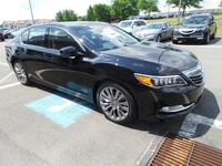 Acura RLX with Advance Package 2016
