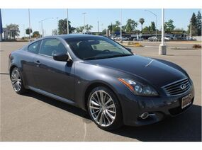 INFINITI Q60 Coupe Journey Coupe 2D 2014