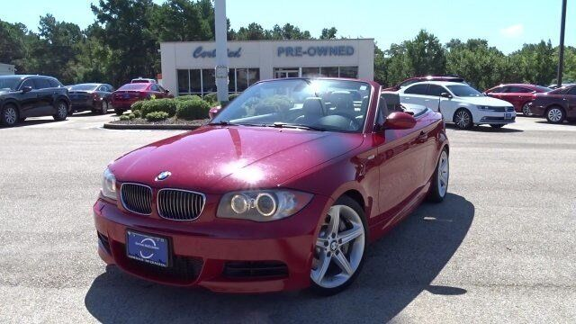 2009 BMW 1 Series 135i Longview TX