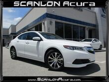 2017 Acura TLX FWD Technology Pkg Fort Myers FL