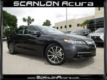 2015 Acura TLX V6 Advance Fort Myers FL