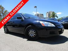 2007 Honda Accord Sedan 4dr EX-L Fort Myers FL