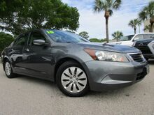 2010 Honda Accord Sdn LX Fort Myers FL