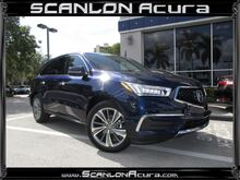 2017 Acura MDX with Technology Package Fort Myers FL