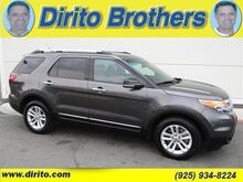 2015 Ford Explorer XLT 47136A XLT Walnut Creek CA