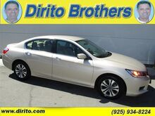 2014 Honda Accord Sedan LX P3116 LX Walnut Creek CA