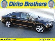 2014 Volkswagen Passat SE w/Sunroof 47088A SE w/Sunroof Walnut Creek CA