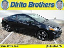 2014 Honda Civic Coupe EX 46681A EX Walnut Creek CA