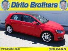 2015 Volkswagen Golf TDI SE P3081 TDI SE Walnut Creek CA
