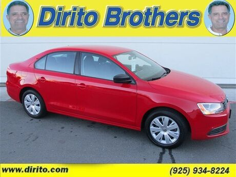 2014 Volkswagen Jetta Sedan S 46309A S Walnut Creek CA
