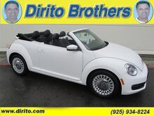 2015 Volkswagen Beetle Convertible 1.8T Walnut Creek CA
