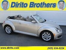 2015 Volkswagen Beetle Convertible 2.0L TDI w/Sound/Nav P3082 2.0L TDI w/Sound/Nav Walnut Creek CA