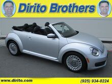 2013 Volkswagen Beetle Convertible 2.5L P3042A 2.5L Walnut Creek CA