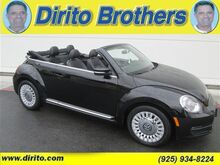 2013 Volkswagen Beetle Convertible 2.5L P2588  Walnut Creek CA