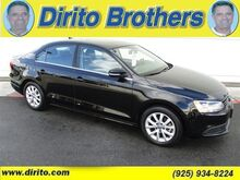 2014 Volkswagen Jetta Sedan SE w/Connectivity P2974 SE w/Connectivity Walnut Creek CA
