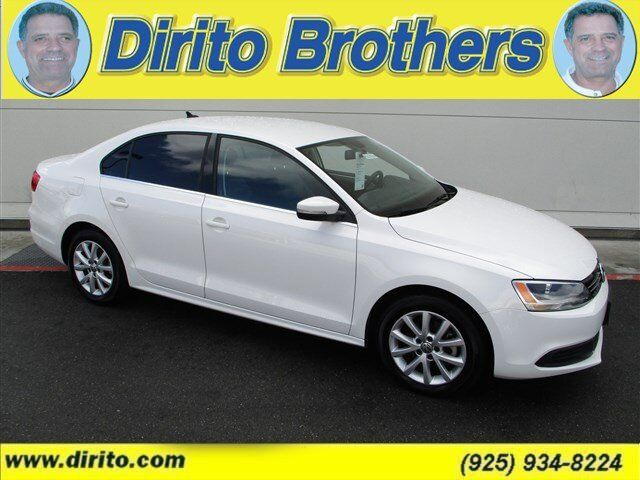 2014 Volkswagen Jetta Sedan SE W/CONNECTIVI 46302A SE w/Connectivity Walnut Creek CA