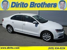 2014 Volkswagen Jetta Sedan SE w/Connectivity P3024 SE w/Connectivity Walnut Creek CA