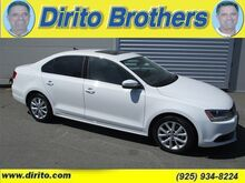 2014 Volkswagen Jetta Sedan SE w/Connectivity P3026 SE w/Connectivity Walnut Creek CA