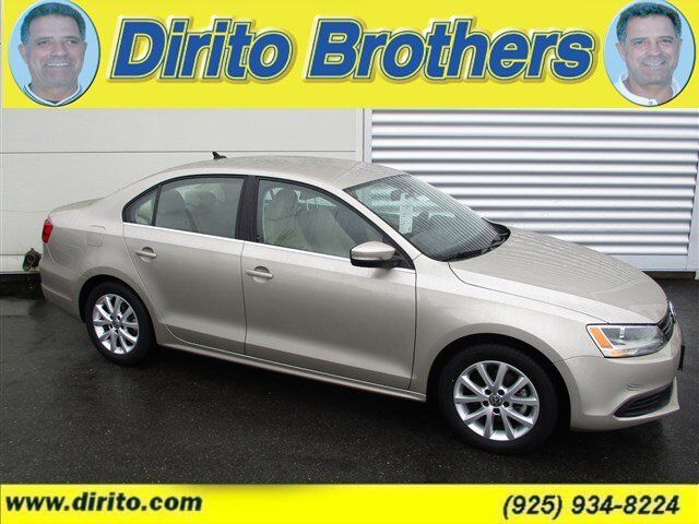 2014 Volkswagen Jetta Sedan SE w/Connectivity P2973 SE w/Connectivity Walnut Creek CA