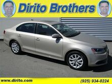 2014 Volkswagen Jetta Sedan SE w/Connectivity P3021 SE w/Connectivity Walnut Creek CA