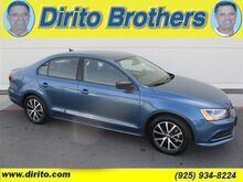 2016 Volkswagen Jetta Sedan 1.4T SE 44804L 1.4T SE Walnut Creek CA
