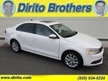 2013 Volkswagen Jetta Sedan SE W/CONVENIENCE/SUNROOF P2597