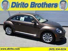 2015 Volkswagen Beetle Coupe 2.0L TDI P3129 2.0L TDI Walnut Creek CA