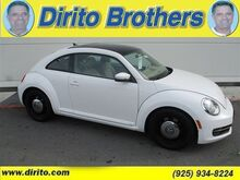 2014 Volkswagen Beetle Coupe 2.5L w/Sun P3017 2.5L w/Sun Walnut Creek CA