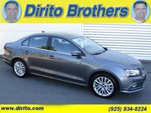 2016 Volkswagen Jetta Sedan 1.8T SEL P3058 1.8T SEL W/LIGHTING Walnut Creek CA