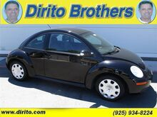 2010 Volkswagen New Beetle Coupe 46801A  Walnut Creek CA