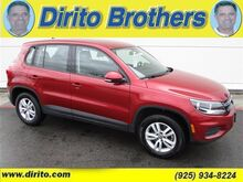 2014 Volkswagen Tiguan S S Walnut Creek CA