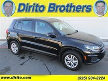 2013 Volkswagen Tiguan S w/Sunroof P2916  Walnut Creek CA