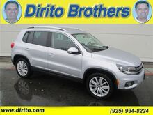 2014 Volkswagen Tiguan SE P2906  Walnut Creek CA