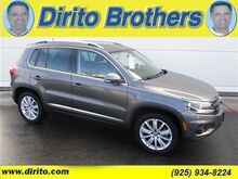 2013 Volkswagen Tiguan SE w/Sunroof & Nav P2947 SE w/Sunroof & Nav Walnut Creek CA