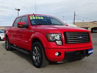 Ford F-150 FX2 2012